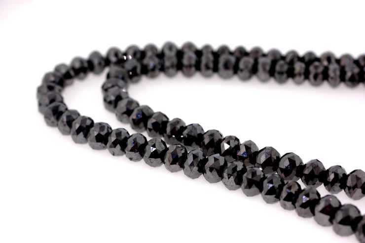 Rick Ross's Soitaire Black Diamond Chain