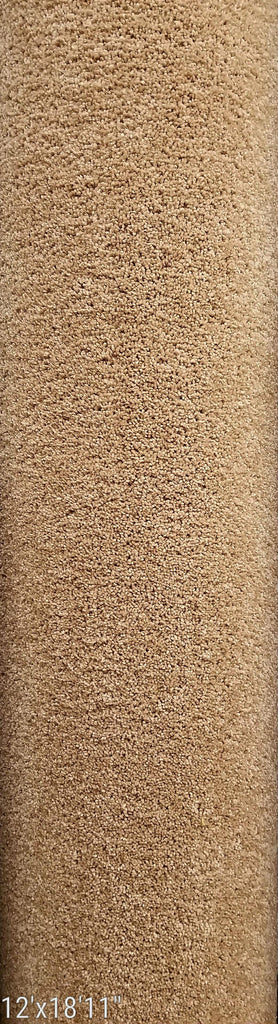 12' x 18'11'' Polyester Carpet Remnant