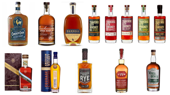Golf | 11 delicious American craft whiskies I tried for the first time this year