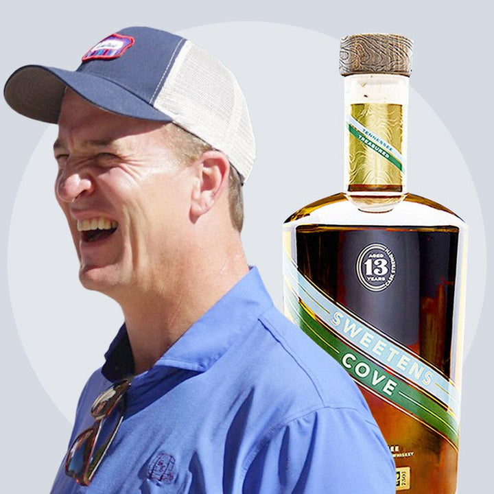 Esquire | Peyton Manning's New Bourbon Is So Legit I Can't Even Call It a 'Celebrity Bourbon'