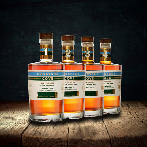 The Foursome by Sweetens Cove Spirits Company