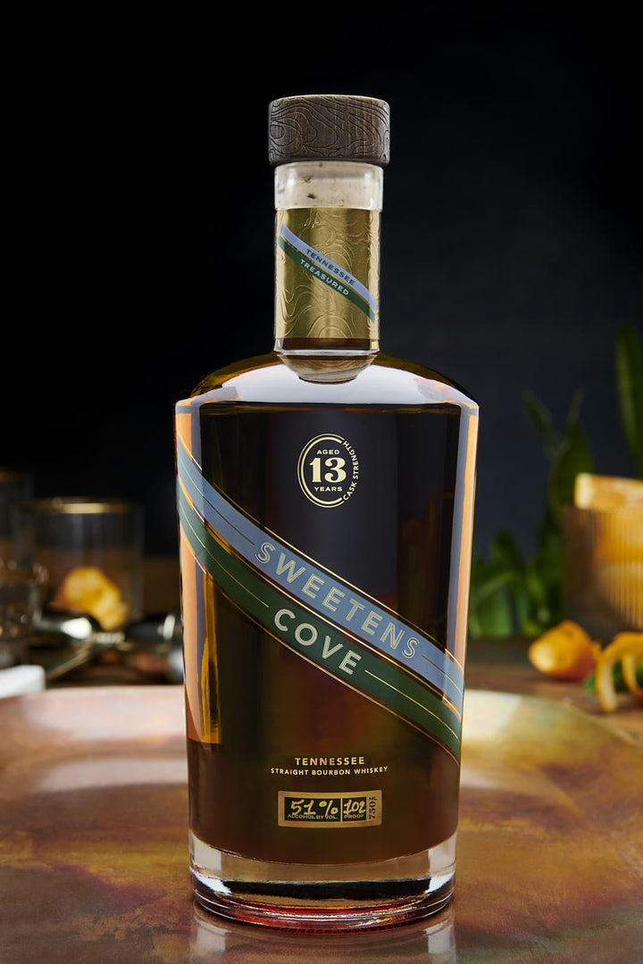Sweetens Cove Tennessee Straight Bourbon Whiskey