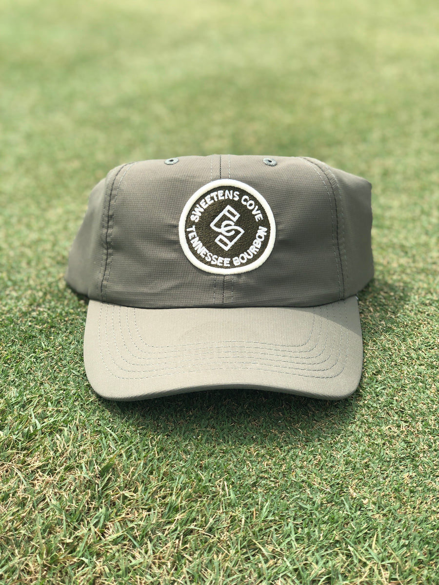 Imperial Original Performance Hat with SCTB Circle Patch in Olive