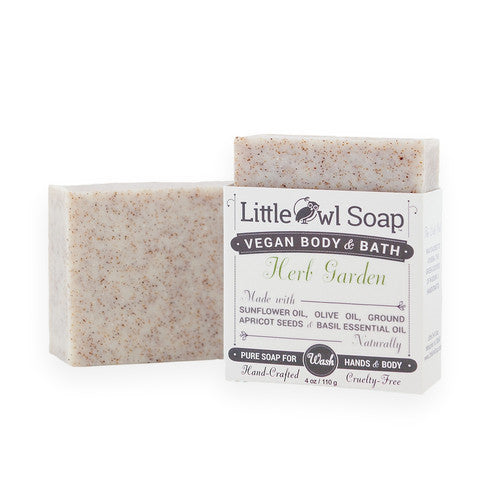 Herb Garden -  Bar Soap -  Little Owl Soap