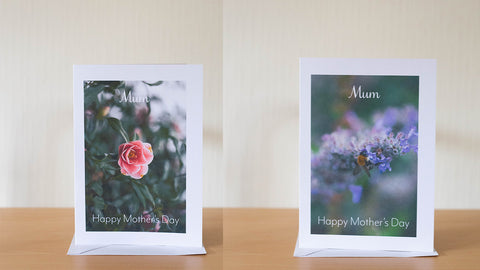 Mother's Day Cards by GS Creative Photography Gifts
