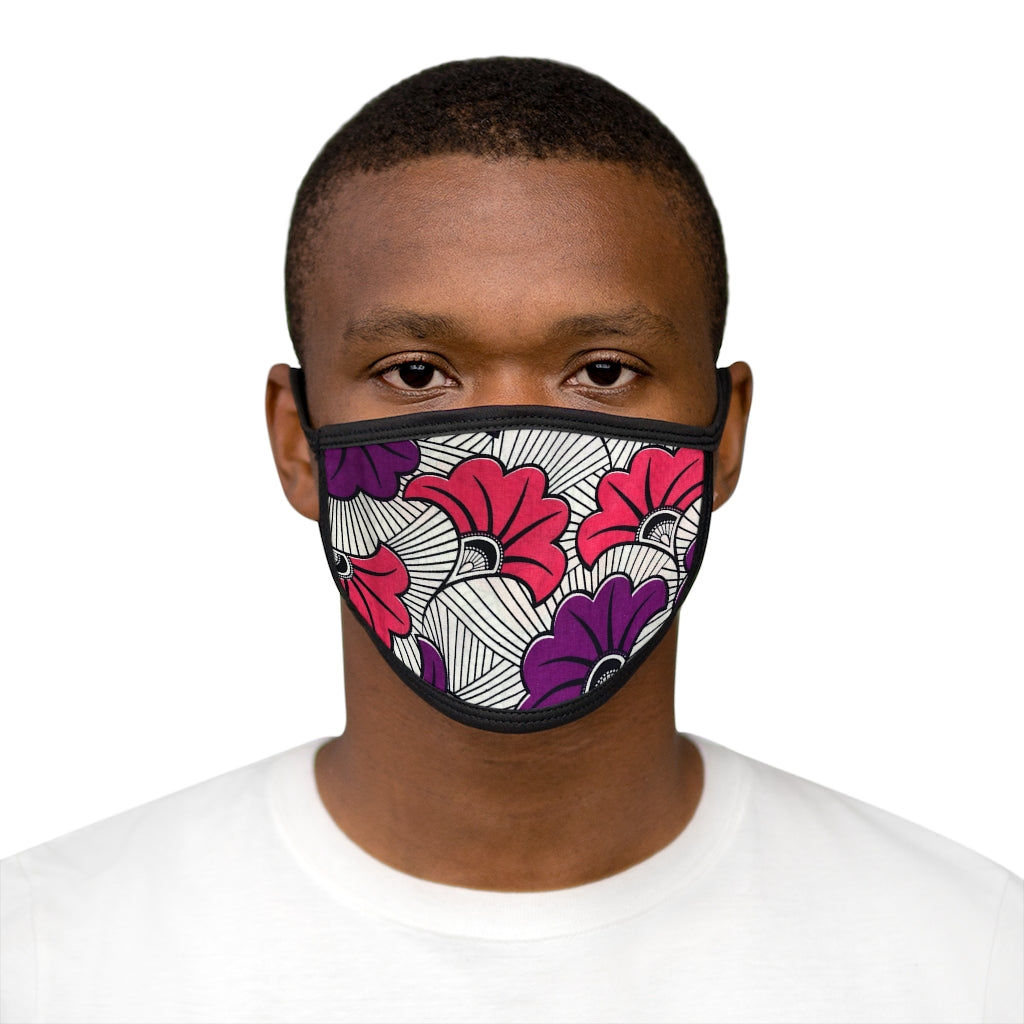 Ankara #1 Face Mask