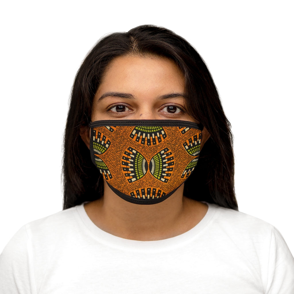 Ankara #3 Face Mask