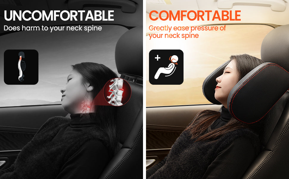 The Travel Headrest 3.0