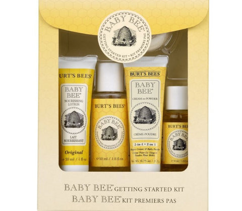 Burts Bees Toiletries