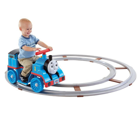 Thomas Train on Tracks