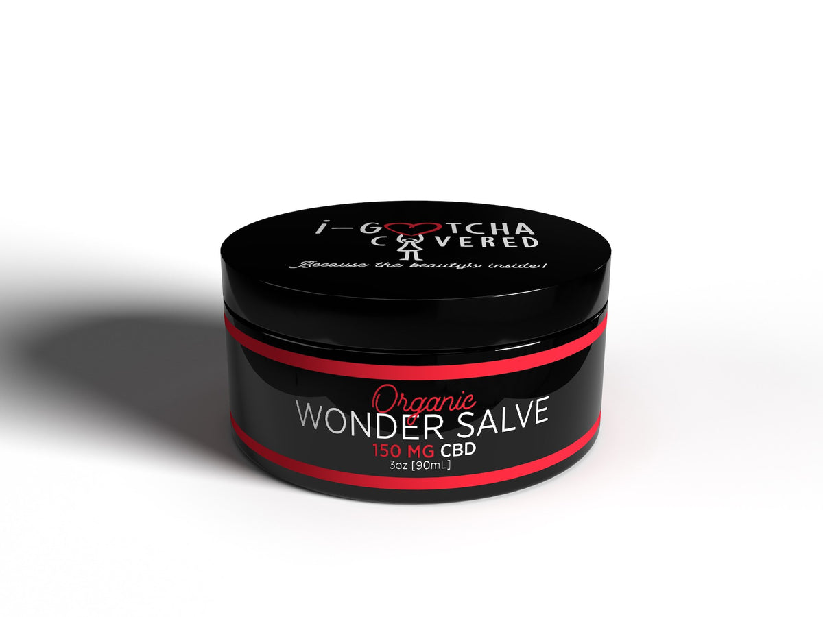 Wonder Salve CBD Oil