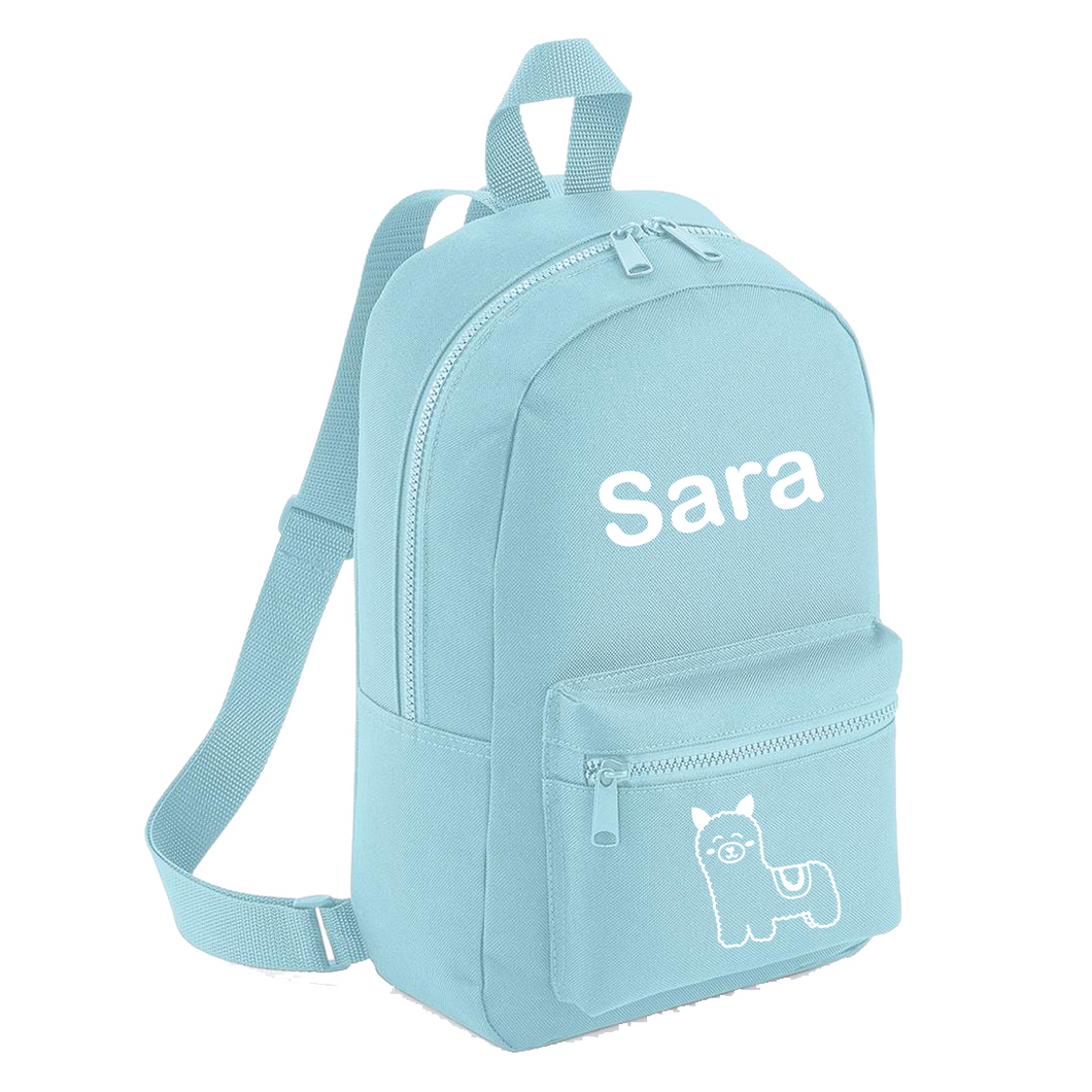 Backpack Kind blauw