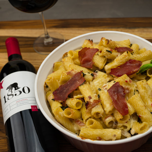 Gold Country Baked Pasta Recipe - Perfect for Red Wine