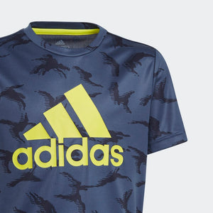 T-SHIRT ADIDAS DESIGNED TO MOVE CAMOUFLAGE BOY