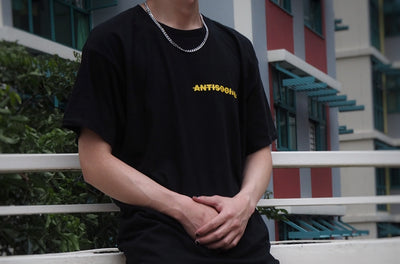 ANTISOCIAL ISN'T COOL ANYMORE TEE