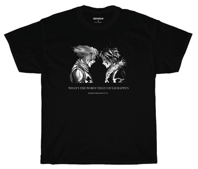 """THE FIGHT OF THE CENTURY"" TEE"