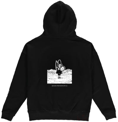 PATH OF REBELLION HOODIE
