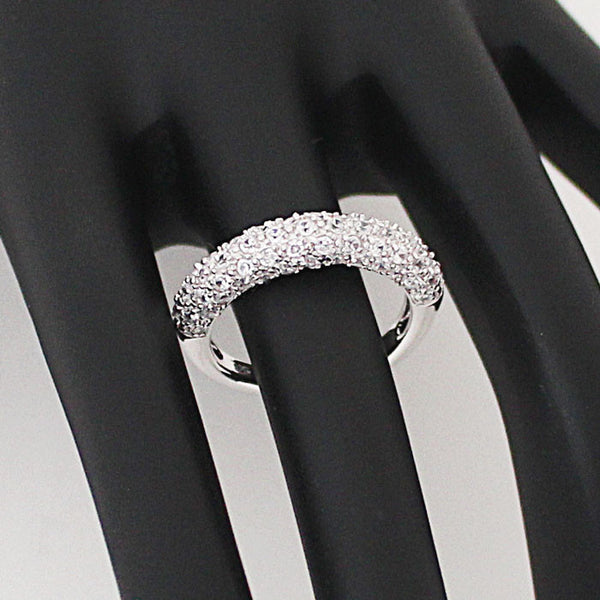 """Pavé Delight"" Ring"