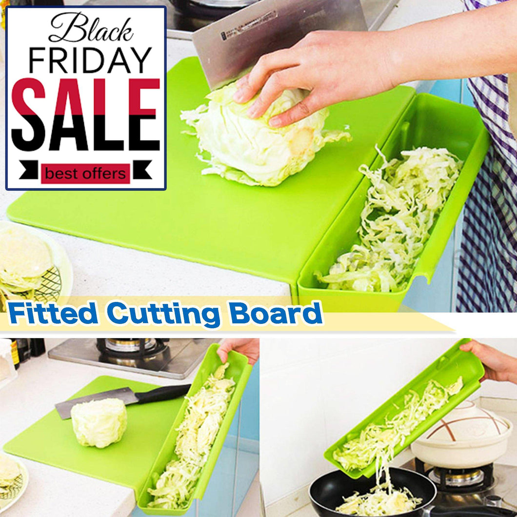 Creative Drawer Type Chopping Board