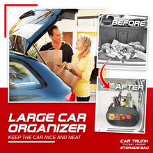 Load image into Gallery viewer, Car Trunk Foldable Hanging Storage Bag