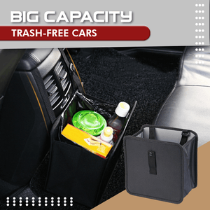 Car Folding Sturdy Trash Can