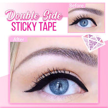 Load image into Gallery viewer, 2in1 Eyeliner Invisible Double Eyelid Tape
