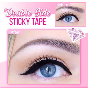 2in1 Eyeliner Invisible Double Eyelid Tape