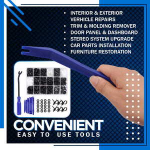 Car Trims Removal Tools (447pcs Set)