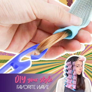 Magic DIY Hair Curler