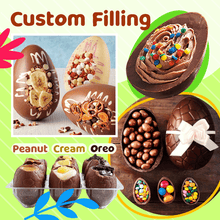 Load image into Gallery viewer, 3D Chocolate Egg Mold Kit