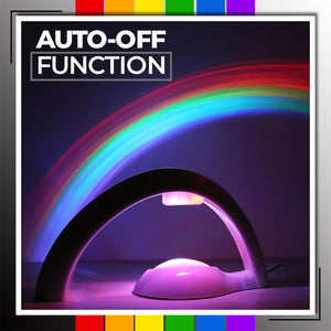 YOUR OWN Rainbow Projection Lamp