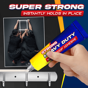 Strong Heavy Duty Waterproof Adhesive