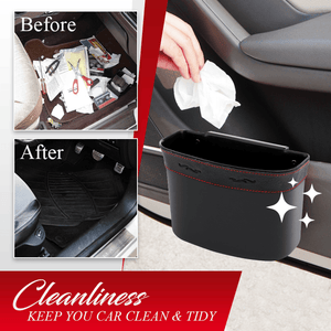 Premium Car Trash Can