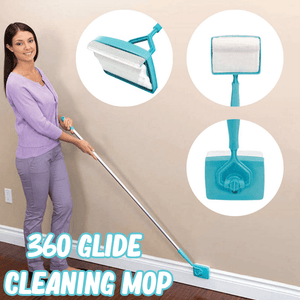360 Glide Cleaning Mop
