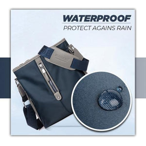 Waterproof Large-Capacity Crossbody Shoulder Bag