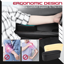 Load image into Gallery viewer, Self-Adhesive Car Door Armrest Plus Storage Box