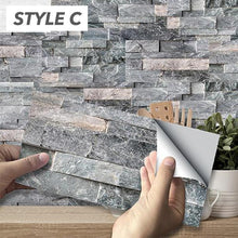 Load image into Gallery viewer, Creative Home 3D Tile Stickers
