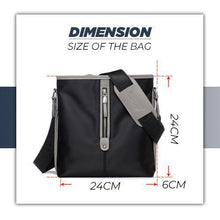 Load image into Gallery viewer, Waterproof Large-Capacity Crossbody Shoulder Bag