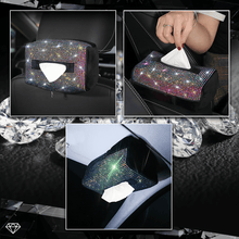 Load image into Gallery viewer, Car Tissue Box Holder