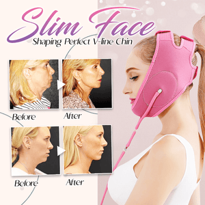 V-Shape Air Pressure Cheek Strap