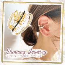Load image into Gallery viewer, Pearlistic Slide-On Ear Accessory