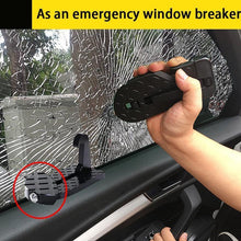 Load image into Gallery viewer, Multifunction Foldable Car Roof Rack Step