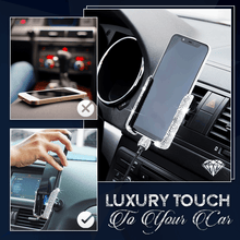 Load image into Gallery viewer, Car Vent Phone Mount