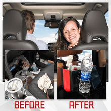 Load image into Gallery viewer, Car Back Seat Multi-Functional Organizer