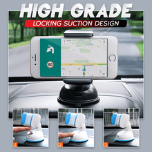 Load image into Gallery viewer, Suction Cup Car Cell Phone Holder