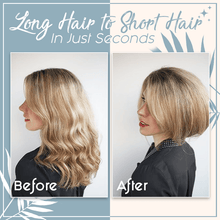 Load image into Gallery viewer, Long Hair To Bob Head Hair Clips - 3PCS