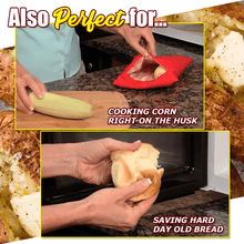 Load image into Gallery viewer, BakeEasy Microwave Potato Cooking Bag