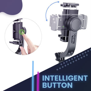 Portable Smart Selfie Stick Stabilizer