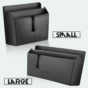 Self Adhesive Car Phone Storage Box