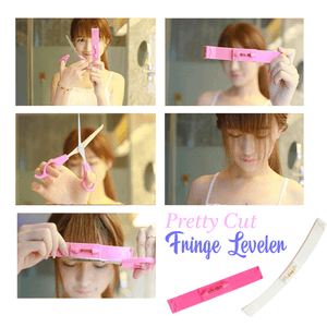 Pretty Cut Fringe Leveler